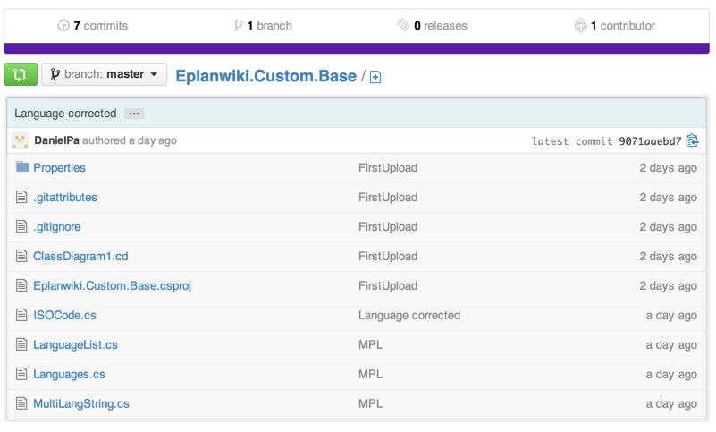 Eplanwiki custom base suplanus for Eplan login