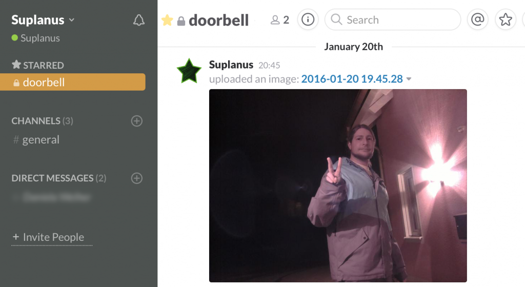 Doorbell_Slacker